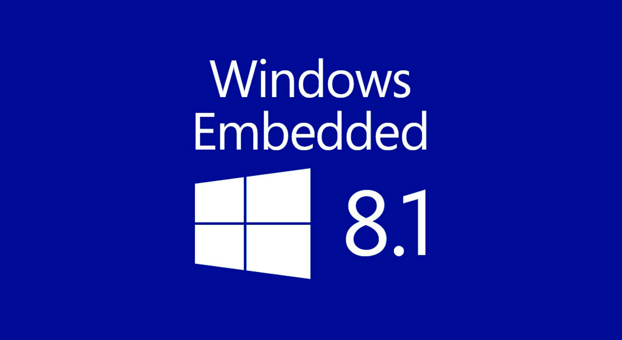 Microsoft Windows Embedded 8.1 Industry Pro