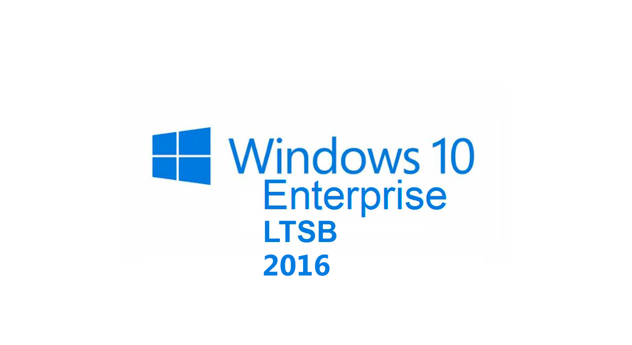 Microsoft Windows 10 Enterprise LTSB 2016 - 3 ПК