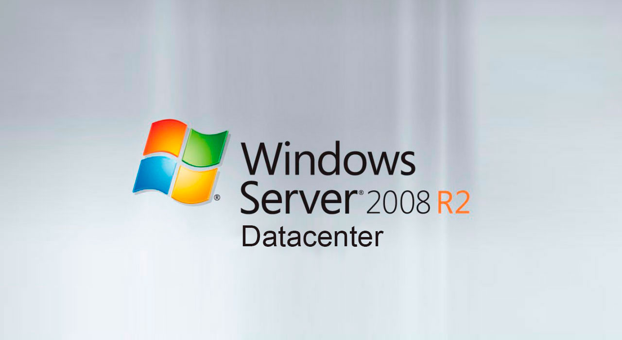 Microsoft Windows Server 2008 R2 Datacenter