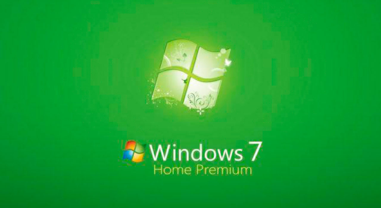 Microsoft Windows 7 Home Premium/Домашняя Расширенная