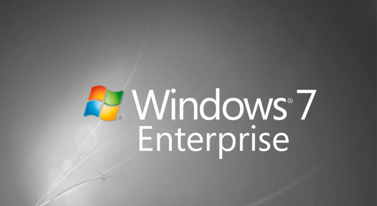Microsoft Windows 7 Enterprise/Корпоративная